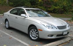 2002-2004 Lexus ES