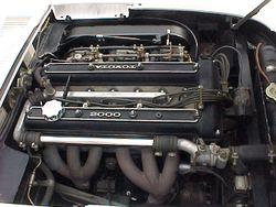 2000 GT engine